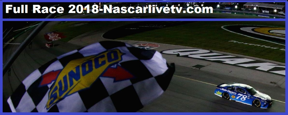 MENCS-Quaker State 400 Presented by Walmart-COMPLETE-RACE-2018