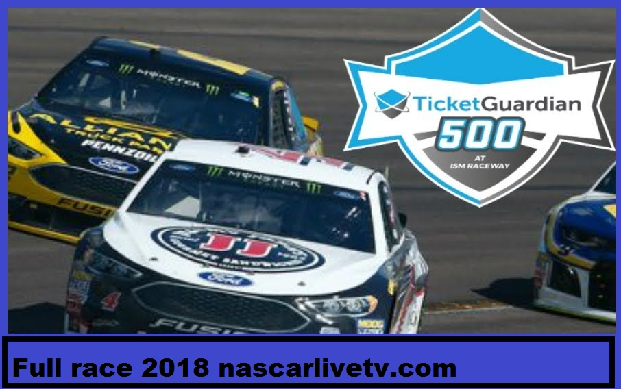 MENCS-TicketGuardian 500 Complete Race 2018