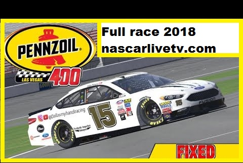 Monster Energy NASCAR Cup Series--Pennzoil 400 Jiffy Lube Complete Race 2018
