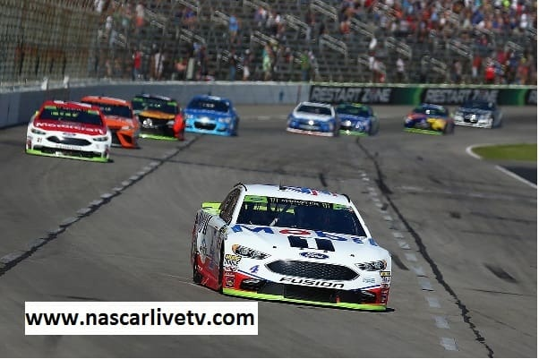 NASCAR Texas Motor Speedway Full Weekend Schedule 2018