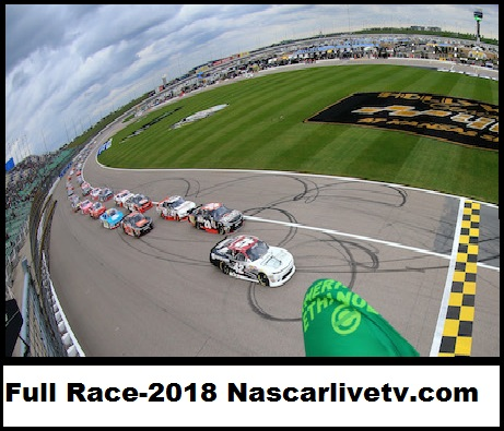 NASCAR Xfinity Series -Food City 300 Complete Race 2018