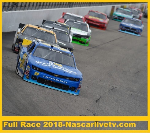 NASCAR Xfinity Series-Lakes Region 200-COMPLETE-RACE-2018