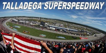 Talladega Superspeedway Live on Tablets