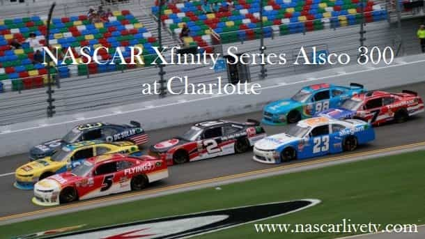 Watch Alsco 300 Xfinity Series Live