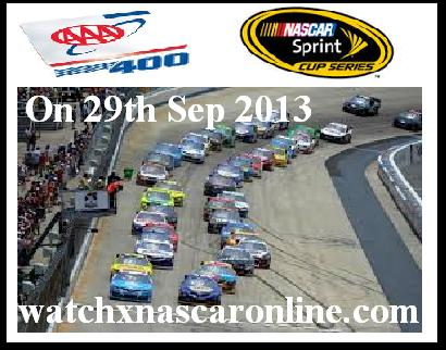aaa%20400 Watch NASCAR Sprint Cup Series at Dover Online