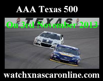aaa%20texas%20500 Watch NASCAR Sprint Cup Series at Texas Online