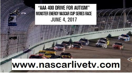 AAA 400 Drive For Autism NASCAR Live