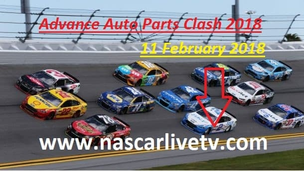 NASCAR Advance Auto Parts Clash 2018