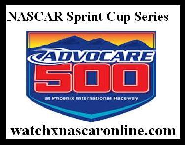 advocare%20500%205 Watch NASCAR Sprint Cup Series at Phoenix Online