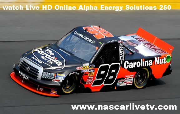 Alpha Energy Solutions 250 Live