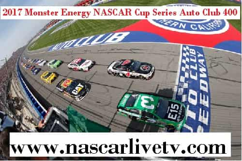 Monster Energy NASCAR Cup Series Auto Club 400 live