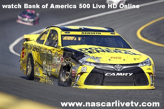 Bank of America 500 Live