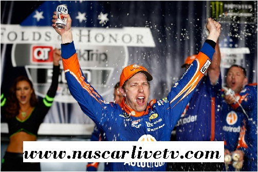 Brad Keselowski win 2017 NASCAR Folds of Honor QuikTrip 500 race