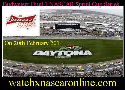 budweiser%20duel%201 Watch Budweiser Duel 1 at Daytona International Speedway Online