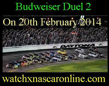 budweiser%20duel%202 Watch Budweiser Duel 2 At Daytona International Speedway Online