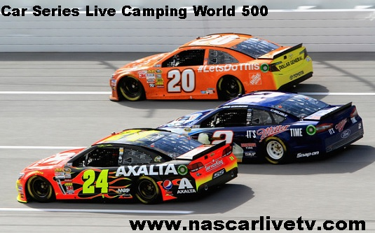 Camping World 500 Live