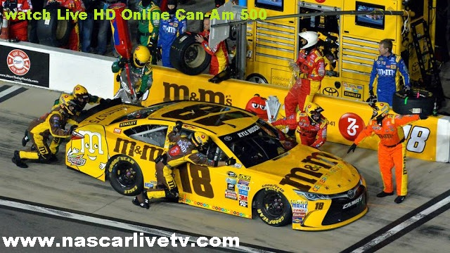 Can Am 500 Live