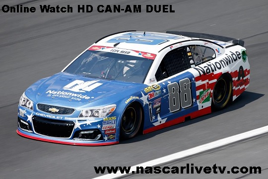 CAN-AM DUEL Live