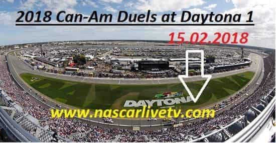 Can-Am Duels at Daytona 1