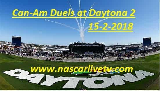Can-Am Duels at Daytona 2