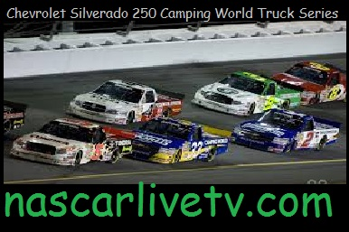 Chevrolet Silverado 250 Camping World Truck Series