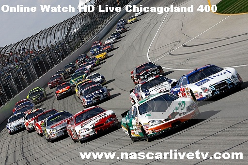 Chicagoland 400 Live