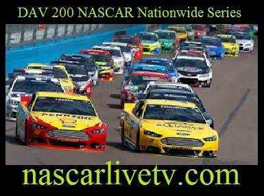 DAV 200 NASCAR Nationwide Series