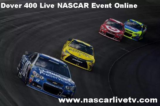 Dover 400 Live