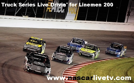 Drivin for Linemen 200 Live