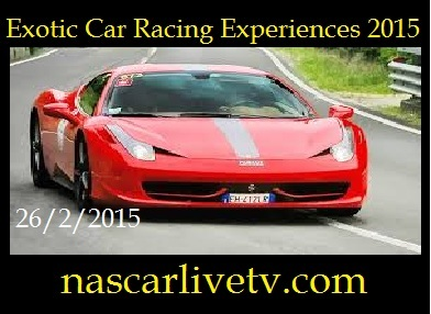 Exotic Car Racing Experiences