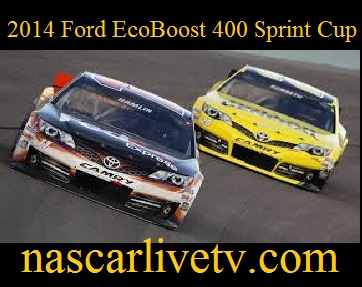 Ford EcoBoost 400 Sprint Cup