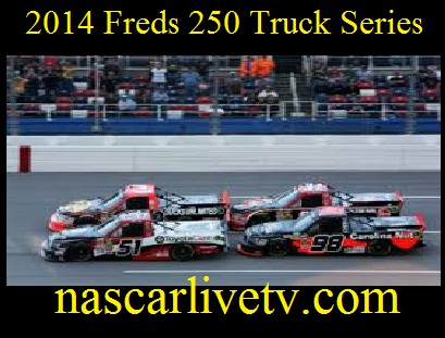 Freds 250 Truck Series