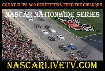 Great Clips 300 Benefitting Feed The Children