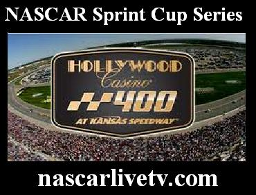 Hollywood Casino 400 live online