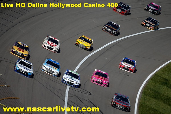 Hollywood Casino 400 Live