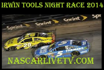 IRWIN Tools Night Race 2014