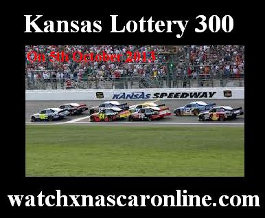 kansas%20lottery%20300 Watch NASCAR Nationwide Series at Kansas Online