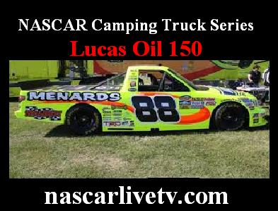 Lucas Oil 150 at Phoenix International Raceway