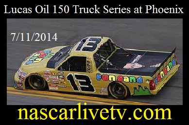 Lucas Oil 150 Truck Series at Phoenix