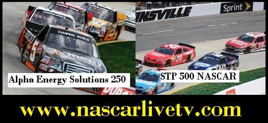 Complete Fixture for Martinsville Speedway