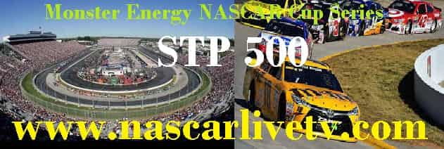 Monster Energy NASCAR Cup Series Martinsville LIVE