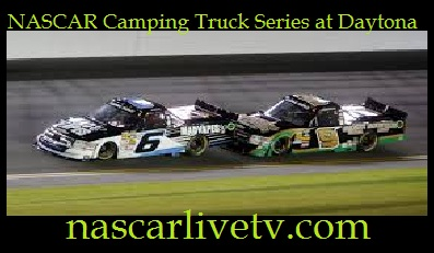 NASCAR Camping Truck Series at Daytona