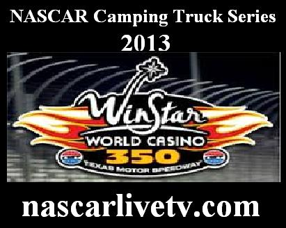 NASCAR Camping Truck Series at Texas