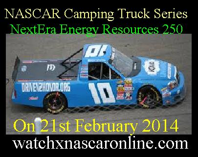 nascar%20camping%20truck%20series5 Watch NextEra Energy Resources 250 at Daytona Online