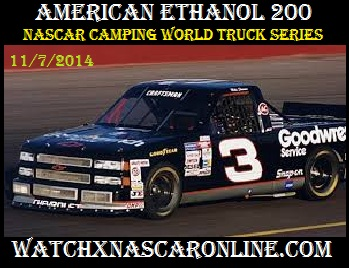 nascar%20camping%20world%20truck%20series%202014 Watch American Ethanol 200 NASCAR Camping World Truck Series Online