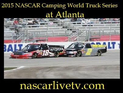 NASCAR Camping World Truck Series at Atlanta