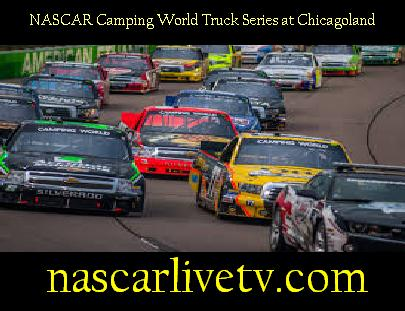 NASCAR Camping World Truck Series at Chicagoland