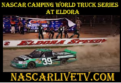 NASCAR Camping World Truck Series At Eldora