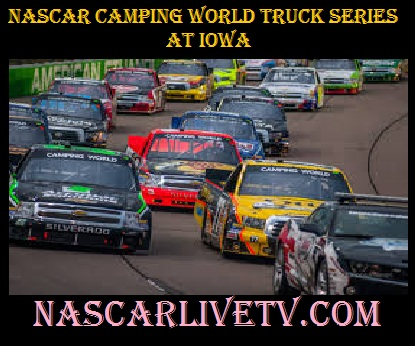 NASCAR Camping World Truck Series at Iowa
