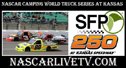 NASCAR Camping World Truck Series at Kansas